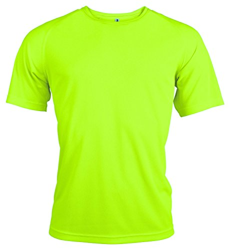 Quick Drying Breathable Short Sleeve Sports T-Shirt