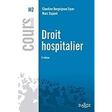 Droit hospitalier - 9e éd.