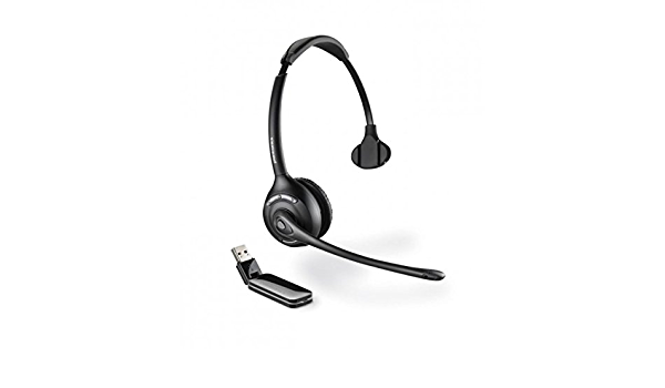 Plantronics Dect Savi W410 M Dect Monaural Usb Headset Elektronik