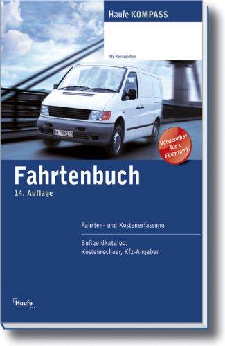 Fahrtenbuch: Fahrten - und Kostenerfassung