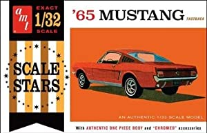 AMT amt10421: 321965Ford Mustang Fastback