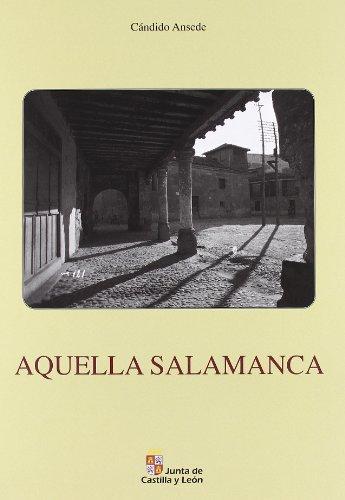 Aquella Salamanca : Cándido Ansede