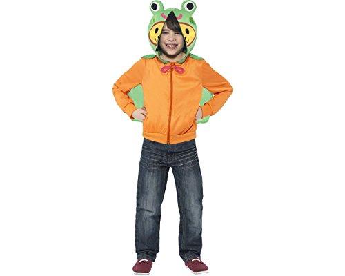 shi Monsters Scamp Verstärker (Zip Top mit Schaumstoff Bonded Kopf und abnehmbarem Cape (orange)-Parent ()