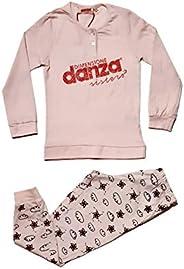 Dimensione Danza Pigiama Bambina e Ragazza Serafino Lungo Due Pezzi Vari Articoli