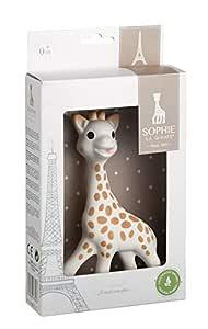 Sophie die Giraffe im Geschenkkarton