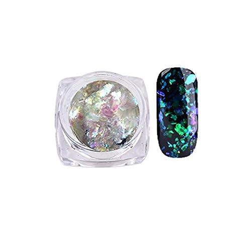 Beauty Nail Powder Nail Art Gorgeous Chameleon Mirror Powder Manicure