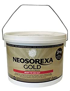 Neosorexa Gold - 3kg Rat & Mouse Bait