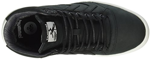 Hummel Unisex-Erwachsene Hml Stadil Winter High Sneaker Top Schwarz (Black)