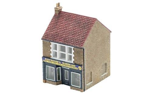 Hornby r9835die Hardware Store Building Modell Spielzeug