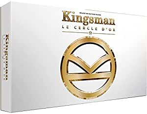 Kingsman : Services secrets + Kingsman 2 : Le Cercle d'Or [collector KINGSMAN 2]