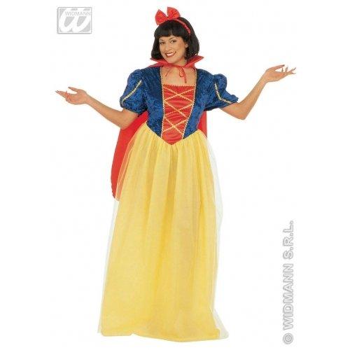 Sexy Kostüm Erwachsene Märchen Für - Märchenfrau XL Kleid lang Zwerge Märchen Sexy Kostüm
