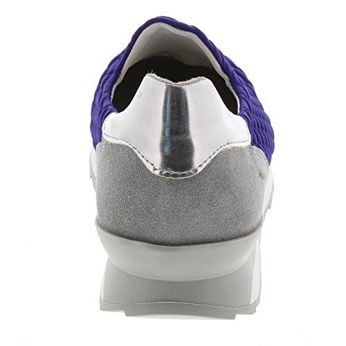 Marc Shoes Damen Laura Sneaker Blau (Blau)