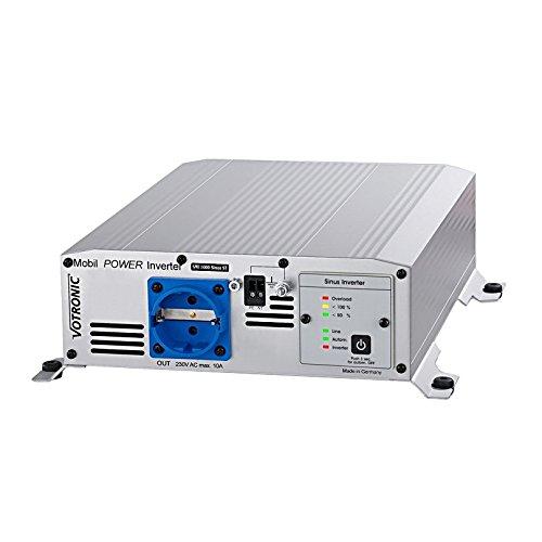 Preisvergleich Produktbild Votronic 3167 MobilPOWER SMI 1000 Sinus ST 12V 230V Spannungswandler