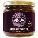 Biona Seitan organique dans Ginger & Soy 350g x 1