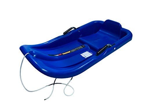 Venini sport factory bob da neve stabile e robusto sedile confortevole divertimento assicurato per piccoli .da utilizzare sotto la supervisione di un adulto. (25/30 kg max)