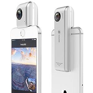 insta360 nano hardwrk edition 360 grad kamera f r iphone full hd apple mfi zertifiziert. Black Bedroom Furniture Sets. Home Design Ideas