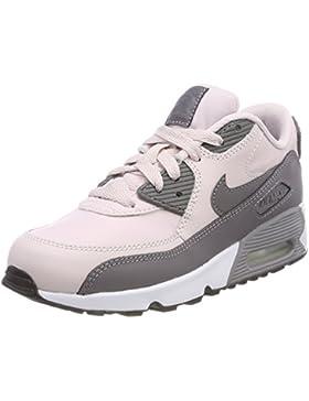 Nike Air Max 90 LTR (PS), Zapatillas de Gimnasia Para Niñas