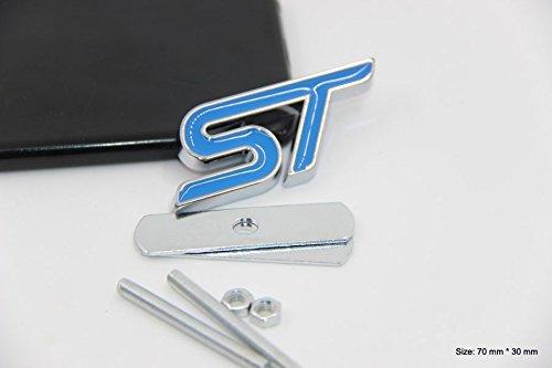 B172 ST blau Kühlergrill vorn Emblem Zeichen Badge Car Sticker Abziehbild Frontgrill
