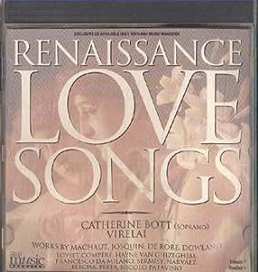 Renaissance Love Songs (UK Import)