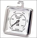 Best CDN Oven Thermometers - CDN 3-Way Mount Oven Thermometer, 50 to 300 Review