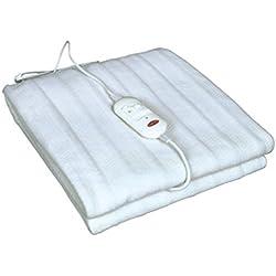 Couverture chauffante électrique, lit chauffant, matelas chauffant, couverture chauffante, coussin chauffant,150x 80cm.