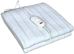 Couverture chauffante lectrique chaleur lit tapis chauffant chauffe matelas thermique - Couverture chauffante lit ...
