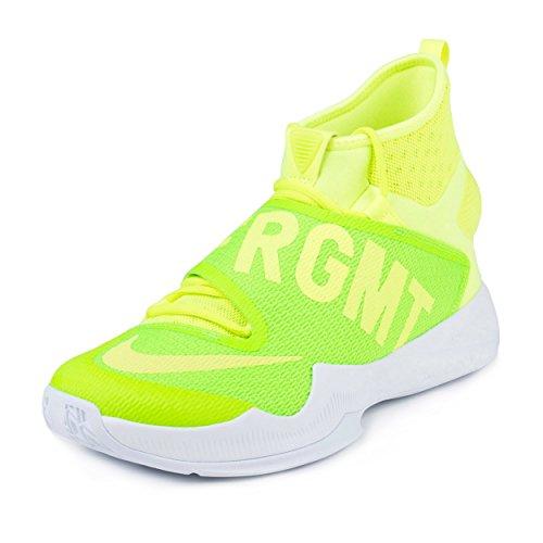 Nike 848556-371, Scarpe da Basket Uomo Verde