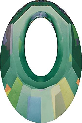 Swarovski Kristalle 1150767 Kristallanhänger 6040 MM 30,0 Crystal VM P, 30 Stück