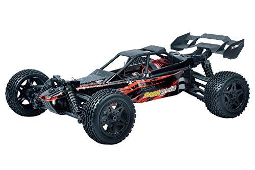 XciteRC 30408000 - Buggy one12 - 4WD RTR Modellauto, schwarze Karosserie Würth Edition