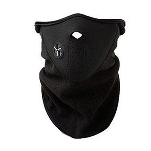 Little Sporter Esquí Máscara Cuello Calentador Facial