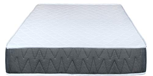 Shinysleep - Orthopedic Memory Foam Mattress (75x70x6 inch)
