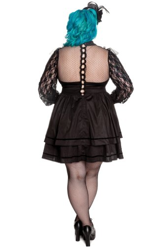 Spin doctor nEVERMORE dRESS robe Noir - Noir