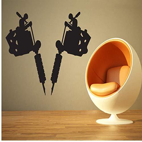 Lovemq Wandaufkleber 42 * 57 Cm Maschine Zeichen Wand Room Decor Art Vinyl Aufkleber Hohe Qualität Wandtattoo Neue Wand Tattoo Wohnzimmer Wohnkultur -