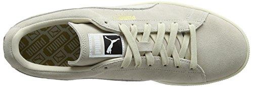Puma Unisex-erwachsene Suede Classic + Low-top Beige (bianco-betulla)