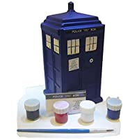 Doctor Who Paint Your Own Hucha Tardis