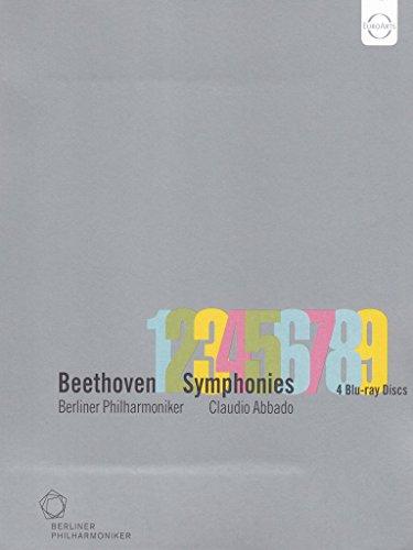 Beethoven: Die Sinfonien (Claudio Abbado) [Blu-ray]