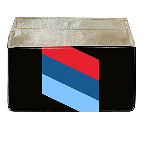 Generic Women Wallets For Boys Cotton Fabric Print With Bmw M 1 Good Quality Womans Chain Wallet