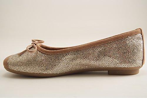 Reqins ,  Sneaker donna ottone
