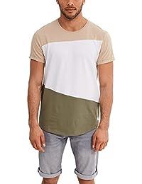 edc by Esprit 047cc2k060, T-Shirt Homme