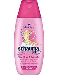 Schwarzkopf Schauma Kids Shampoo & Balsam, 3er Pack (3 x 250 ml)