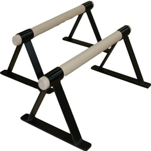 The Beam Store 24-Inch Parallettes (Set of 2) - 24in I-beam
