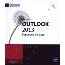 Outlook 2013 - Fonctions de base