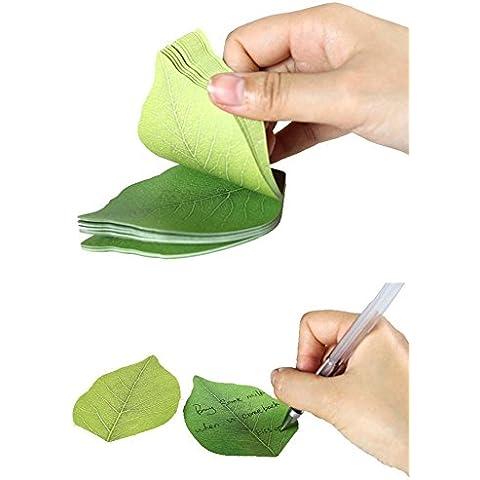 Zedtom Foglia Portatili Carta di Graffiatura Notepads Sticky Note Post-it Notes Blocchetti Memo
