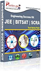 250 Topic Wise Tests & 10 Mock Papers, All India test Series (5 papers each for JEE Main, BITSAT, VIT, SRM, COMEDK, WBJEE & KCET) & 90 E-Books topic wise + 90 Quick Revision Assignments of 100 Questions each.