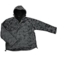 Windjacke Schlupfjacke Stormfighter Jacket Schwarz