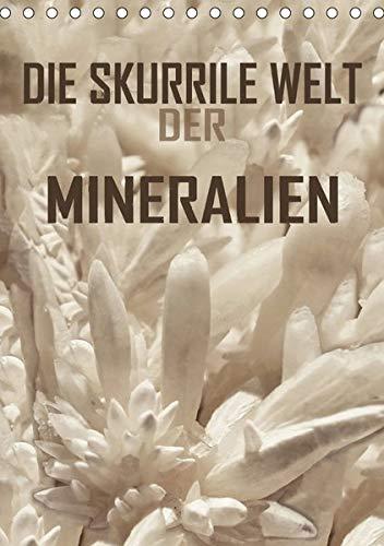 Die skurrile Welt der Mineralien (Tischkalender 2020 DIN A5 hoch)