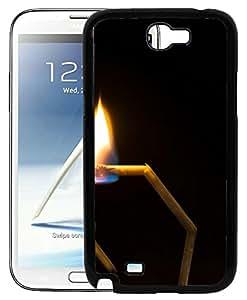 XUWAP 2D Printed Designer Hard Back Cover For Samsung Galaxy Note II N7100 Design-10463
