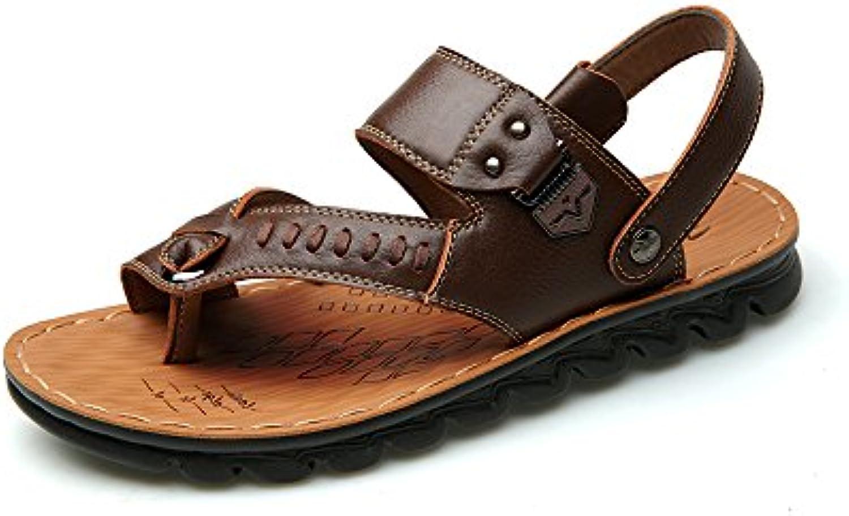 YQQ Zapatos De Playa De Hombre Zapatillas De Hombre Zapatos Casuales Sandalias Masculinas Plantilla De Masaje