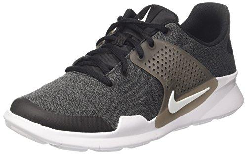 Nike Herren Arrowz Sneakers, Schwarz (Black/White-Dark Grey), 44 EU
