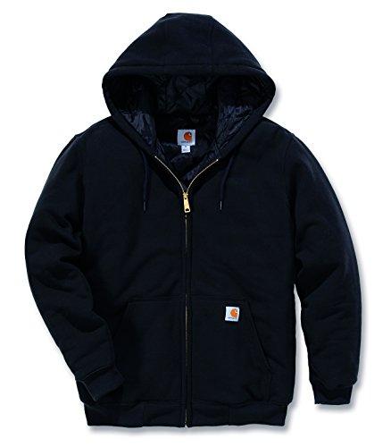 carhartt-100631-3-season-travail-t-shirt-sweat-shirt-a-capuche-noir-large